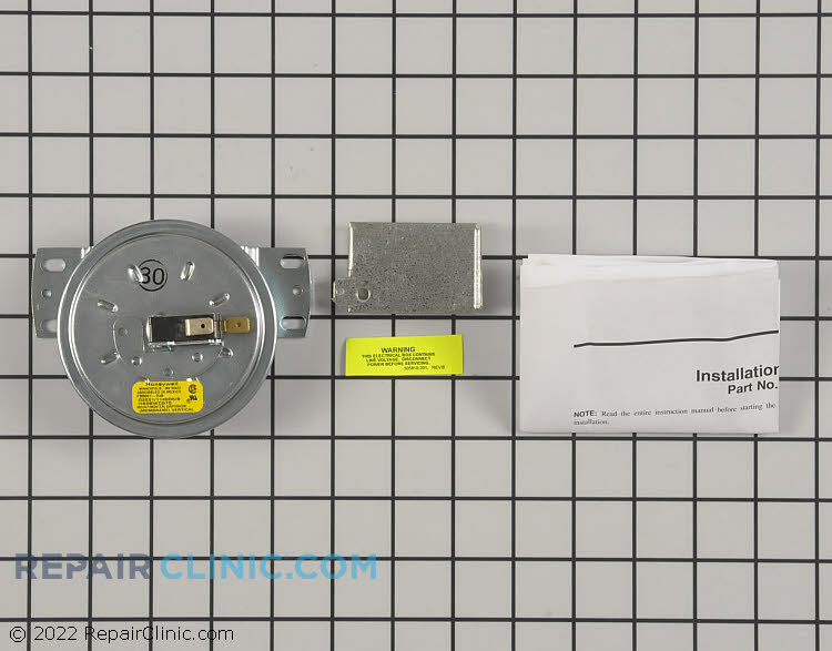 Pressure Switch 306621-752 Alternate Product View