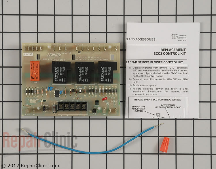 Control Board 48K98 Alternate Product View