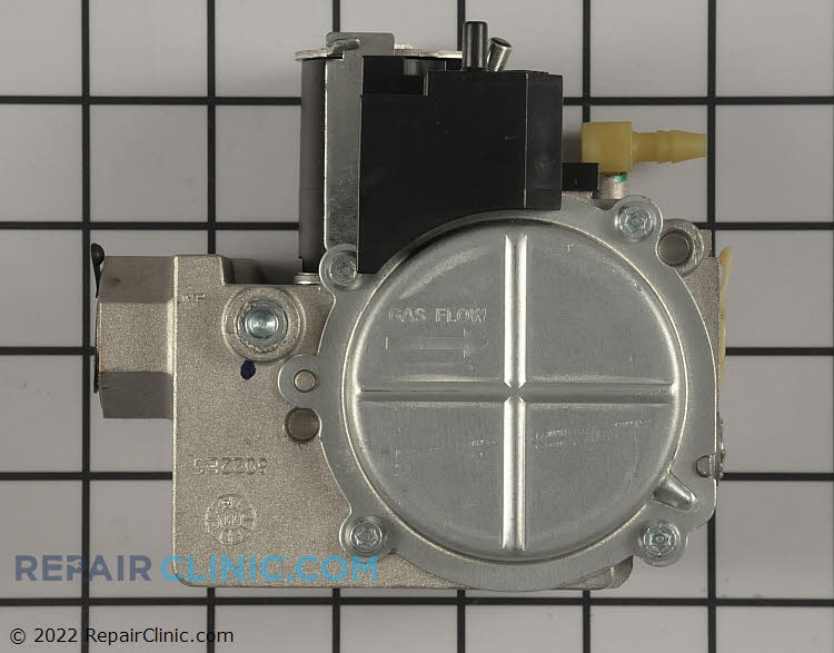 Gas Valve Assembly EF32CW211 Alternate Product View