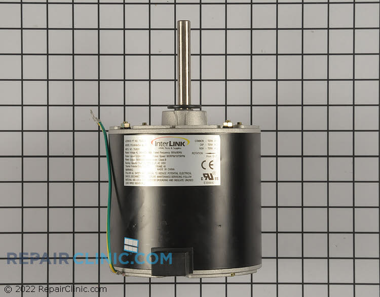 Condenser Fan Motor 79J82 Alternate Product View