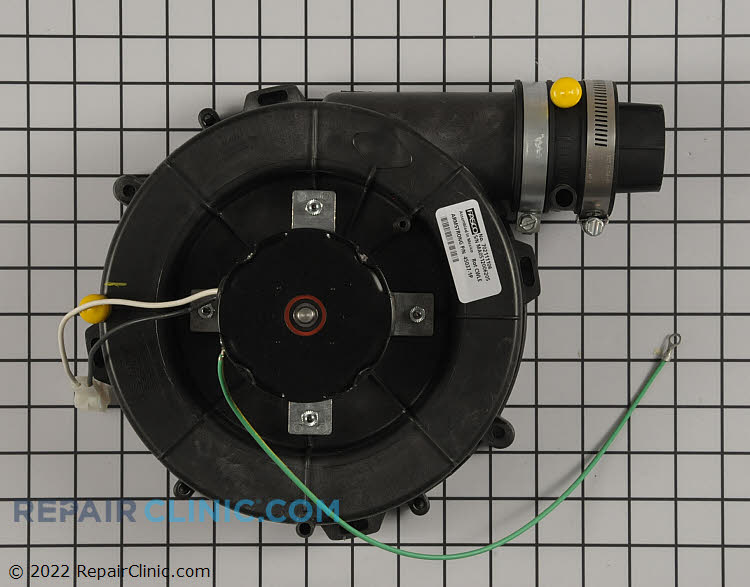 Draft Inducer Motor 58W01 Alternate Product View