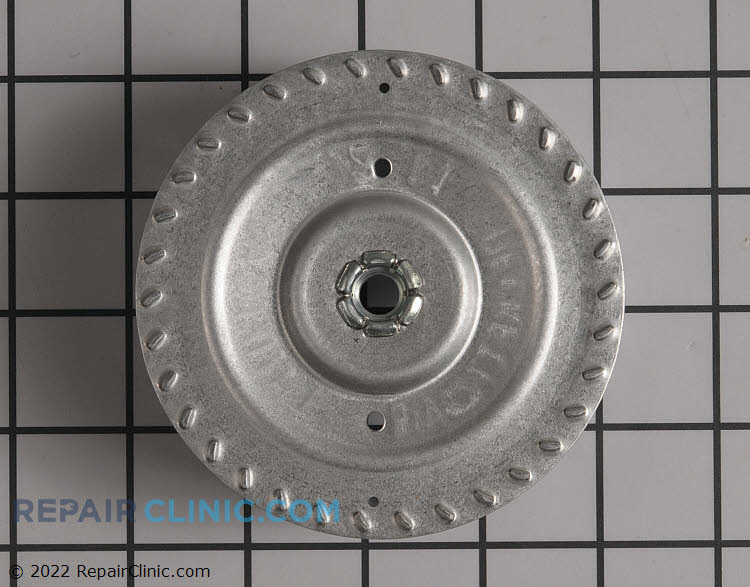 Draft Inducer Blower Wheel LA11XA048 Alternate Product View