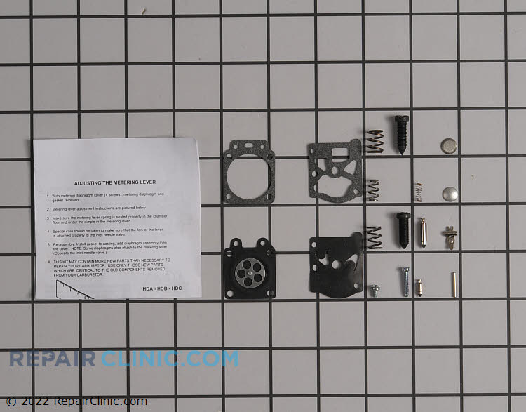 Carburetor Repair Kit 530069827 Alternate Product View