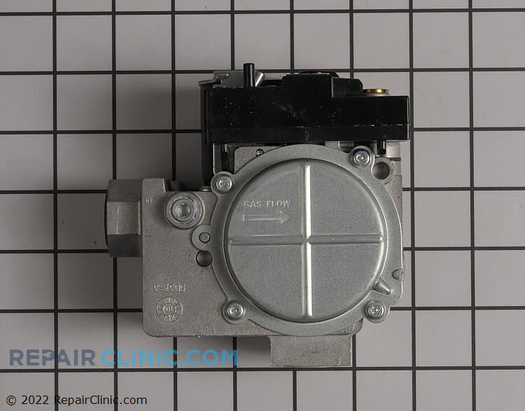 Gas Valve Assembly EF33CW180 Alternate Product View