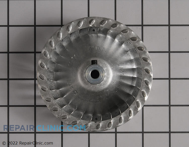 Draft Inducer Blower Wheel LA11AA005 Alternate Product View