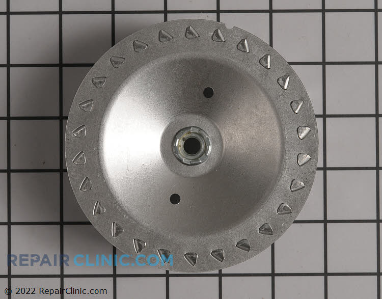 Draft Inducer Blower Wheel LA11XA045 Alternate Product View