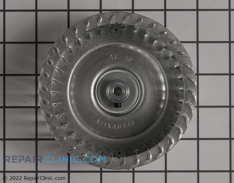Draft Inducer Blower Wheel LA11XA046 Alternate Product View