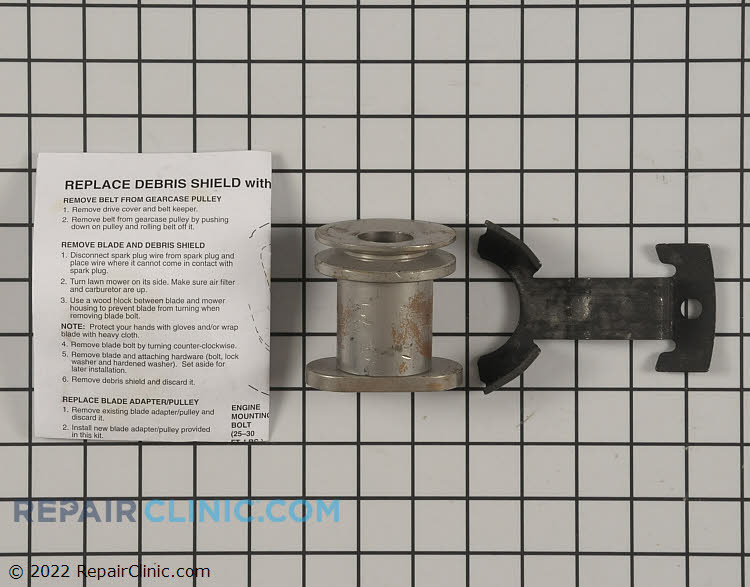 Blade Adapter 532443950 Alternate Product View