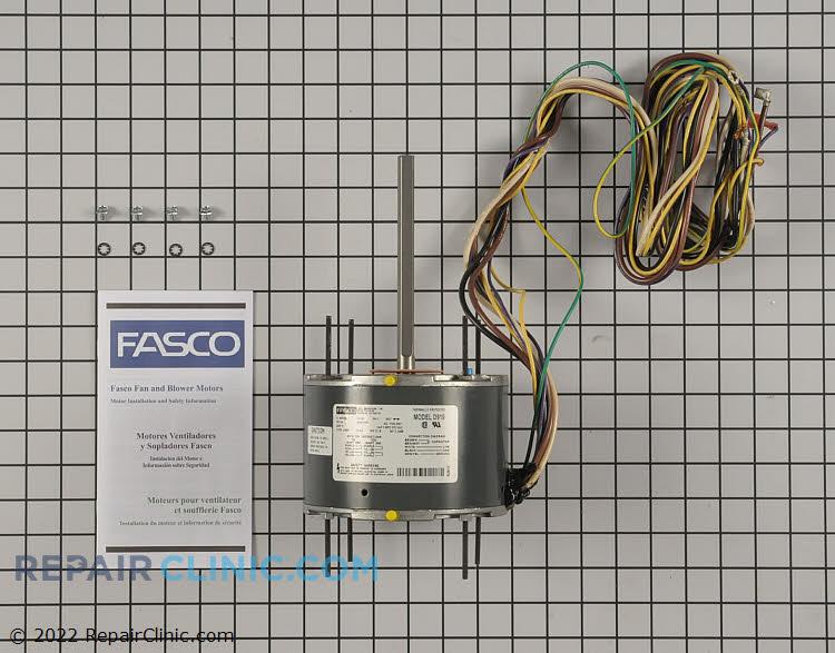 Condenser Fan Motor - D919