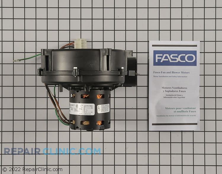 Draft Inducer Motor A136 Alternate Product View