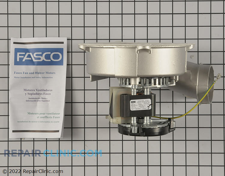 Draft Inducer Motor A066 Alternate Product View