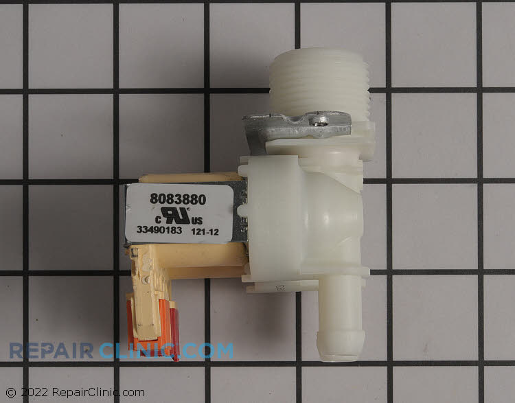 Water Inlet Valve 8083880 Alternate Product View