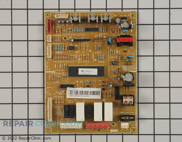 Main Control Board DA41-00554A Alternate Product View