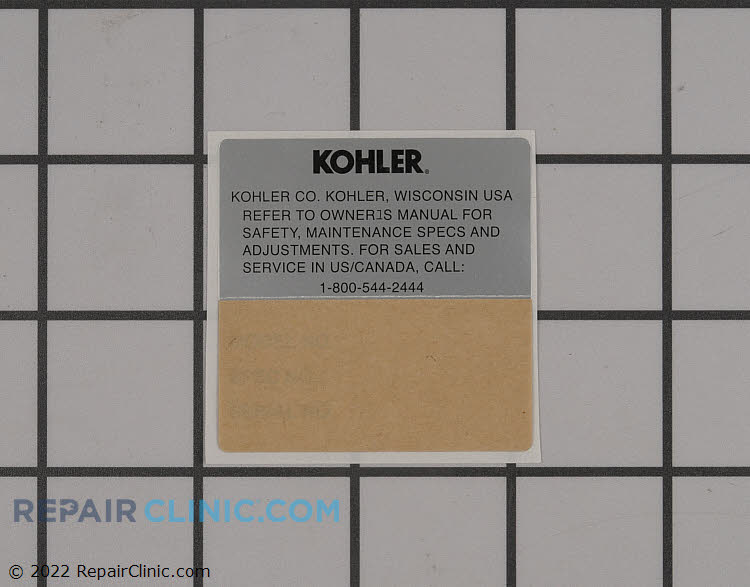 Decal 41 037 10-S Alternate Product View
