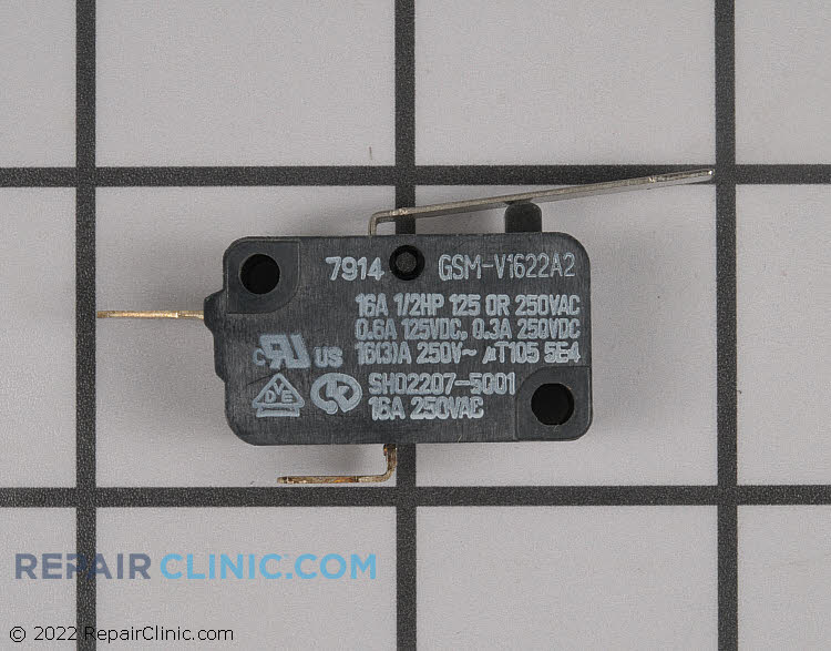 Micro Switch 3619047500      Alternate Product View