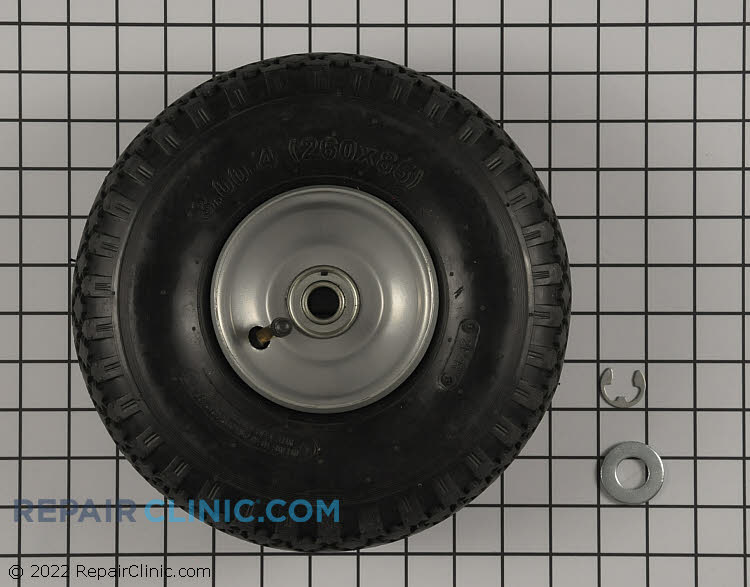 Wheel Assembly 194509GS Alternate Product View