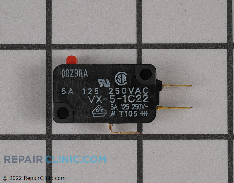 Micro Switch 3W40025P        Alternate Product View