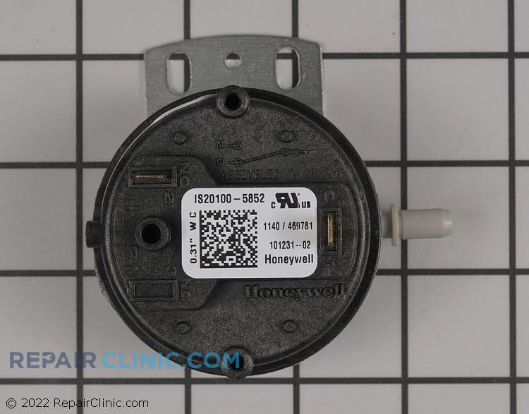 Pressure Switch 24W98 Alternate Product View