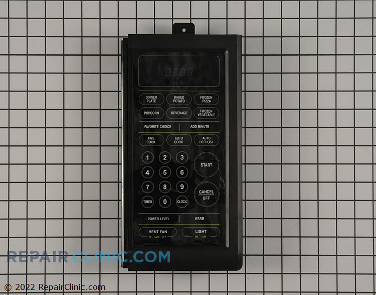 Control Panel PKCPSWF200B     Alternate Product View