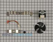 Evaporator Fan Motor - Part # 4813850 Mfg Part # WR14X29900