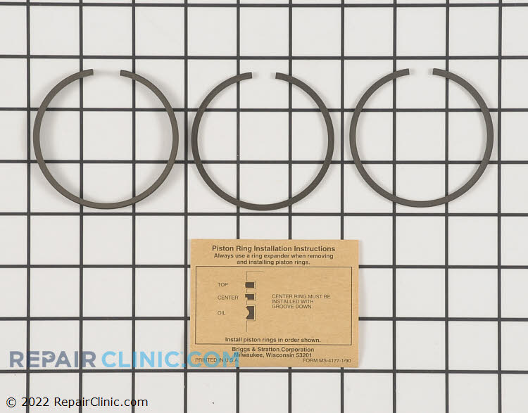 Piston Ring Set 298984          Alternate Product View