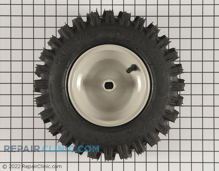 Wheel Assembly 634-04167A-0911 Alternate Product View