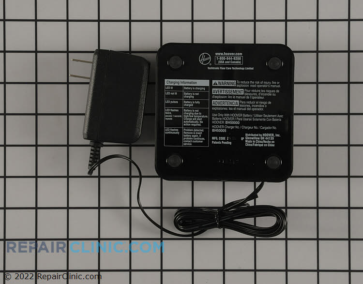 Charger 302736001       Alternate Product View