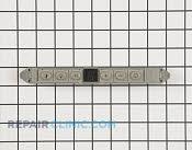Control Panel - Part # 4443954 Mfg Part # WPW10281702