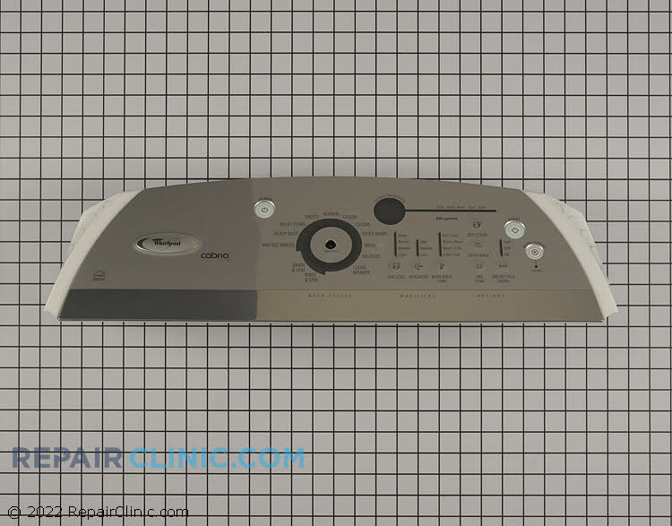 Control Panel W10070050       Alternate Product View
