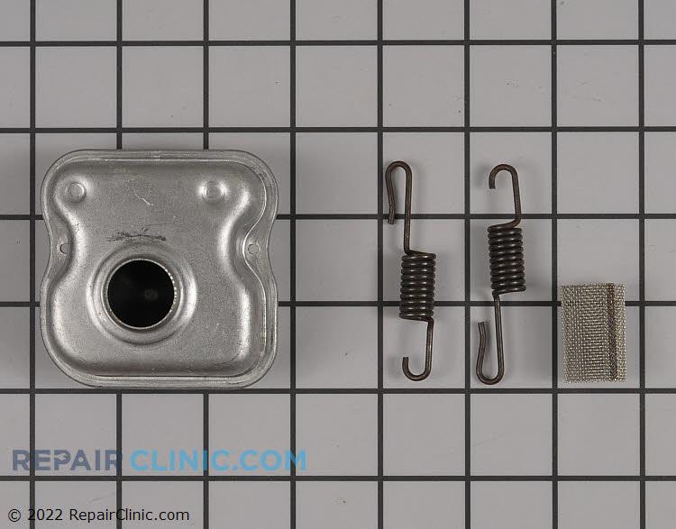 Muffler 530071396 Alternate Product View