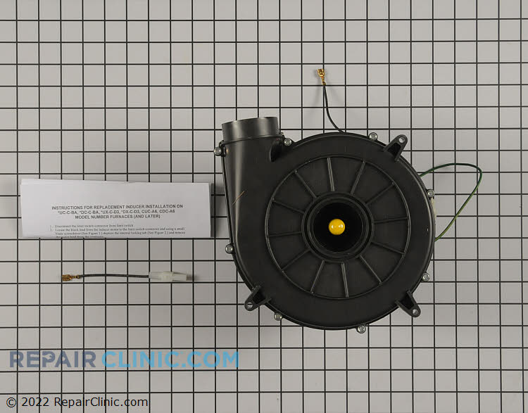 Draft Inducer Motor BLW01138 Alternate Product View