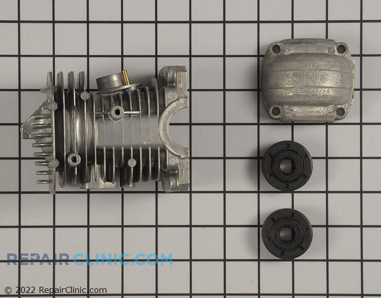 Cylinder Head 530071491 Alternate Product View