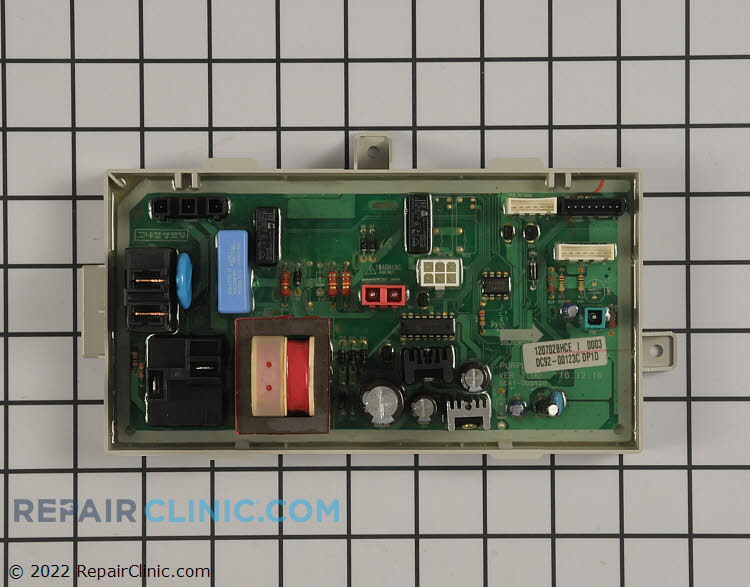 Main Control Board DC92-00123C Alternate Product View