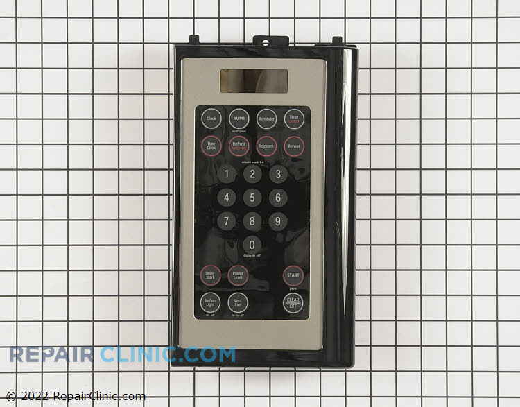 Control Panel WB07X10833      Alternate Product View