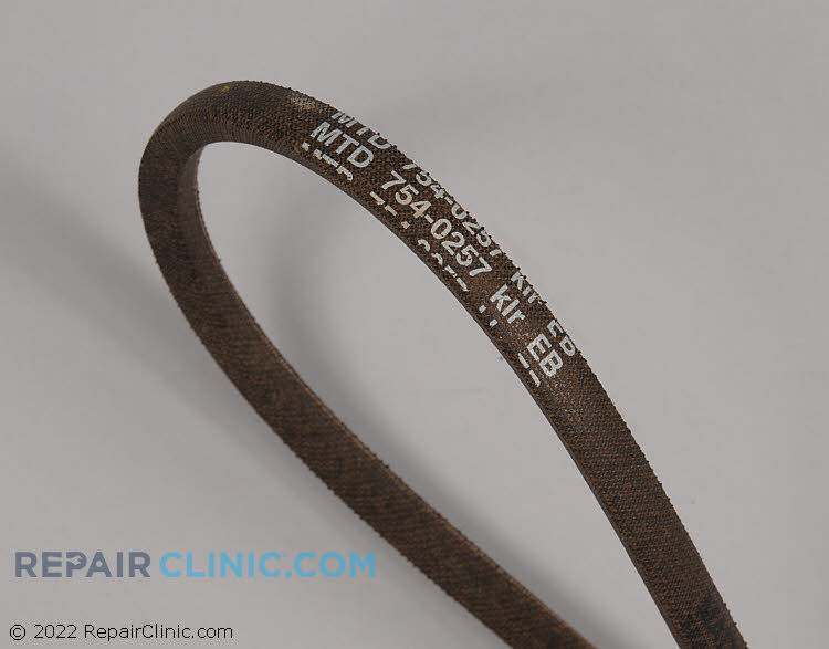 V-Belt 954-0257 Alternate Product View