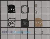 Carburetor Repair Kit - Part # 1984490 Mfg Part # 530035269