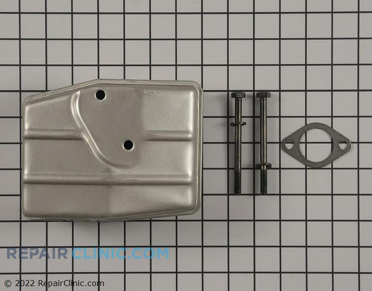 Muffler 801250 Alternate Product View