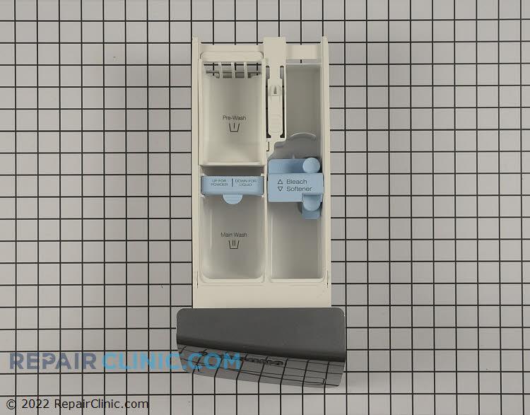 Dispenser Drawer DC97-12610B Alternate Product View