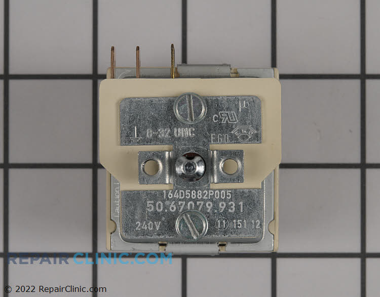 Rotary Switch EBF60663001     Alternate Product View
