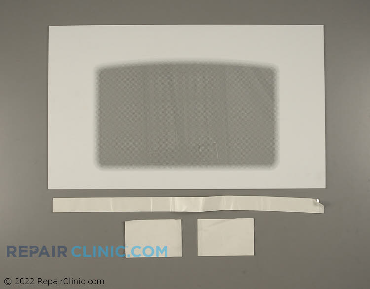 Outer Door Glass 5303935201 Alternate Product View