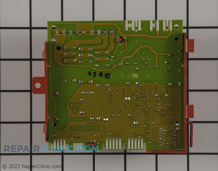 Control Board 00423751 Alternate Product View