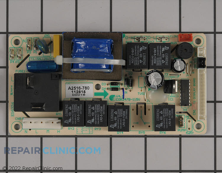 Control Board AC-5210-122     Alternate Product View