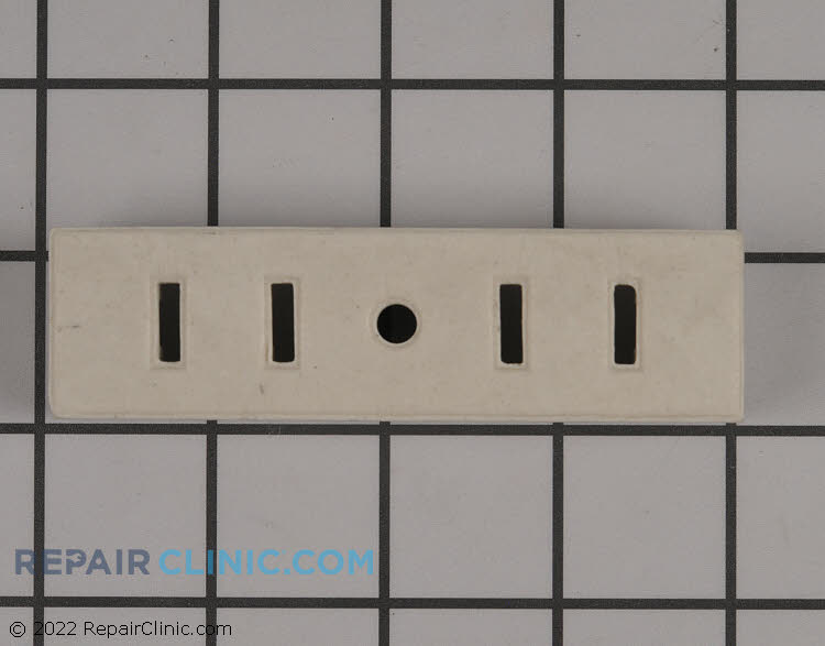 Ceramic Receptacle Block 82048           Alternate Product View