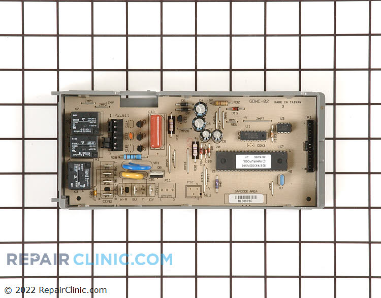 Control Board WP8564547 Alternate Product View