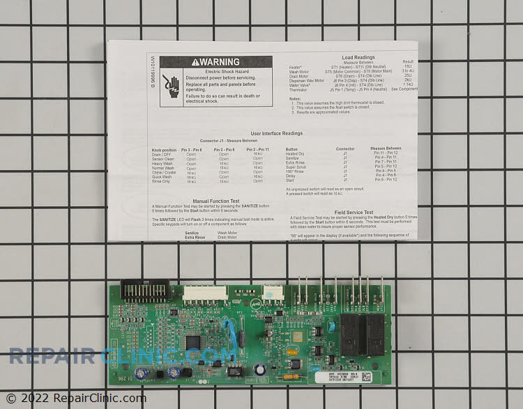 Control Board 12002712        Alternate Product View