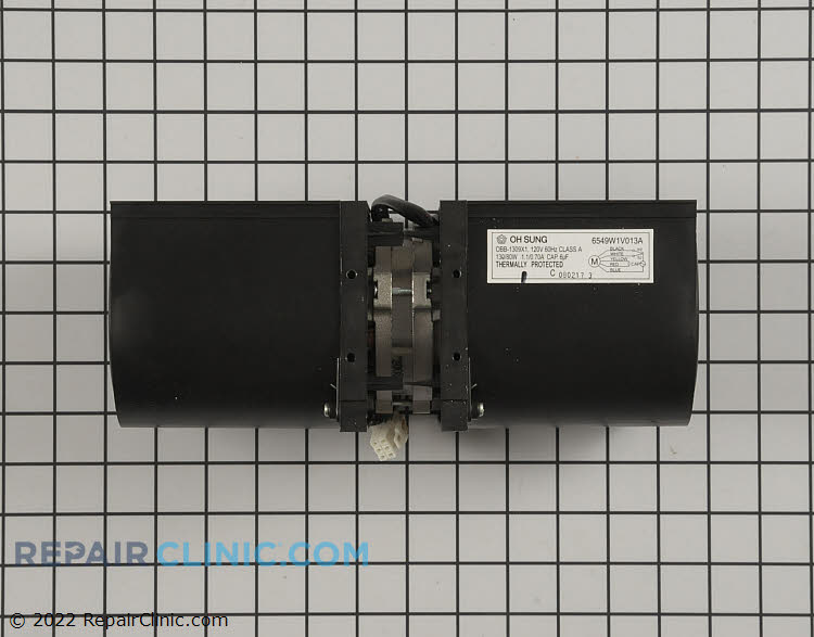 Exhaust Fan Motor 53001358        Alternate Product View