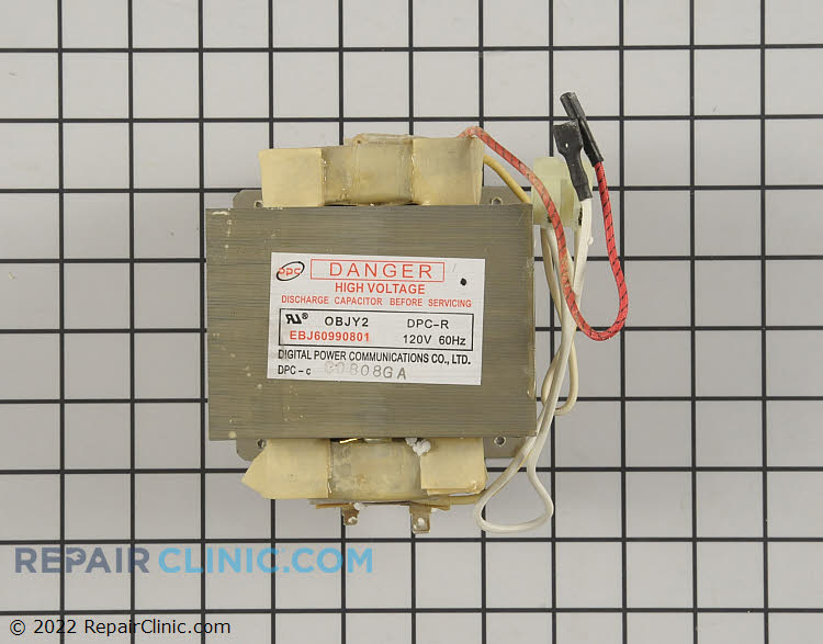 High Voltage Transformer WB17X10022      Alternate Product View