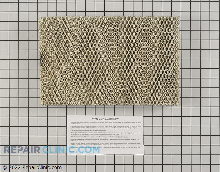 Water Evaporator Pad G-116           Alternate Product View