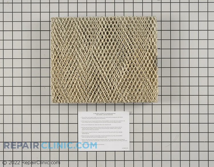Water Evaporator Pad G-206           Alternate Product View