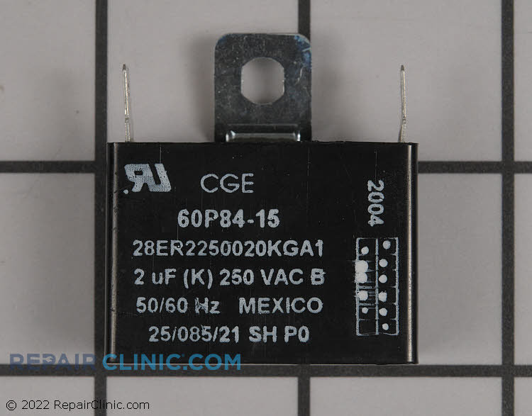 Capacitor S97013804 Alternate Product View